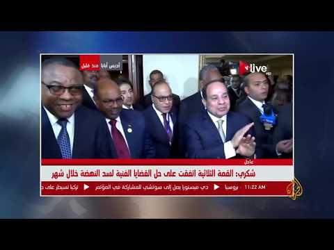 كيف دافع رؤساء #مصر السابقون عن مياه النيل  - نشر قبل 3 ساعة