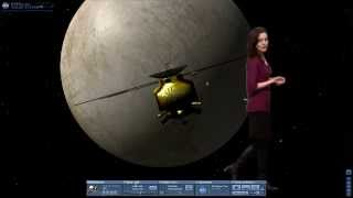 Learning How To Navigate Eyes on the Solar System
