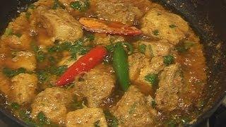 """"""" Quick Karahi Chicken Ii """" Bajias Cooking"""