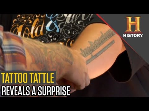 Corey's Tattoo Trade | Pawn Stars