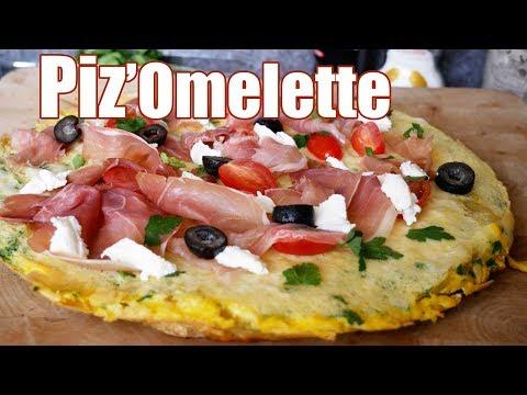 pizza-omelette-italienne-🍕🥚