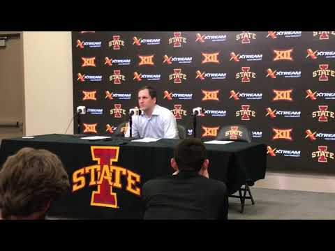 Dave Sprau - VIDEO: ISU Men's Basketball Reacts To Texas Tech Loss
