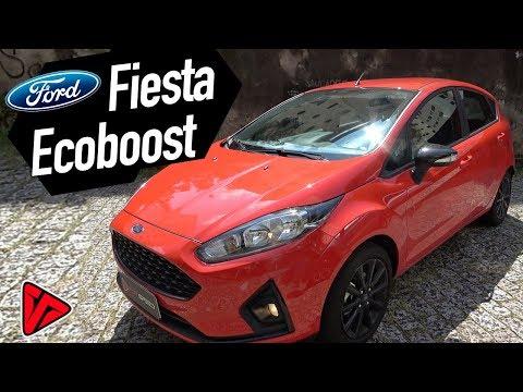 Avaliação Ford Fiesta SEL 1.0 Turbo ecoboost    Top Speed