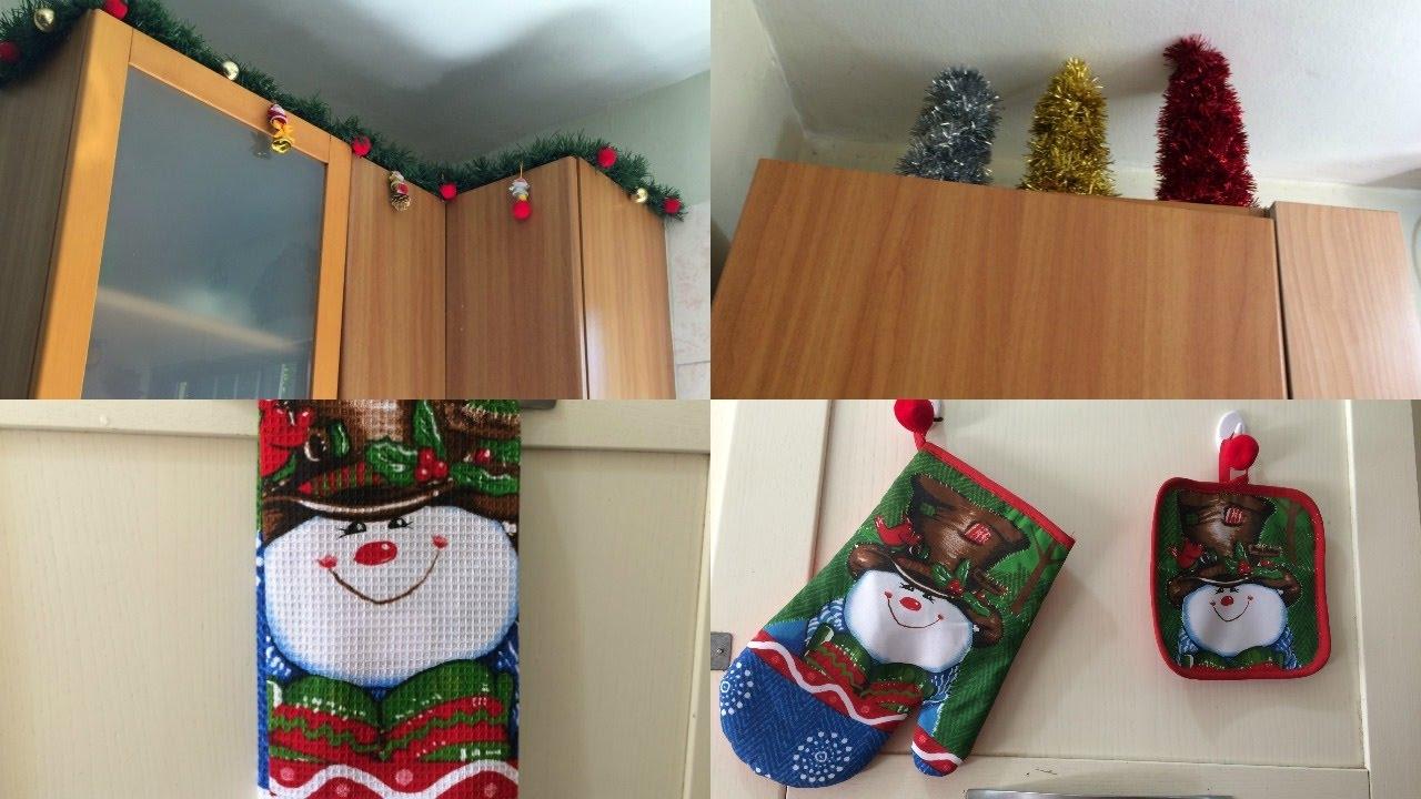 Decorando la cocina para navidad decoraci n navide a - Decoracion para la cocina ...