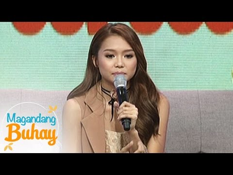 Magandang Buhay: What Miho learned after breakup with Tommy