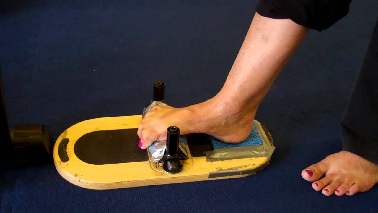 foot machine