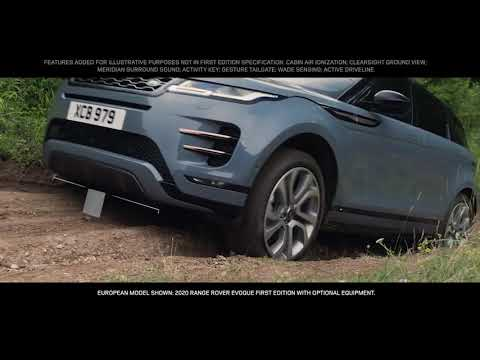 New 2020 Range Rover Evoque – Full Review | car review us