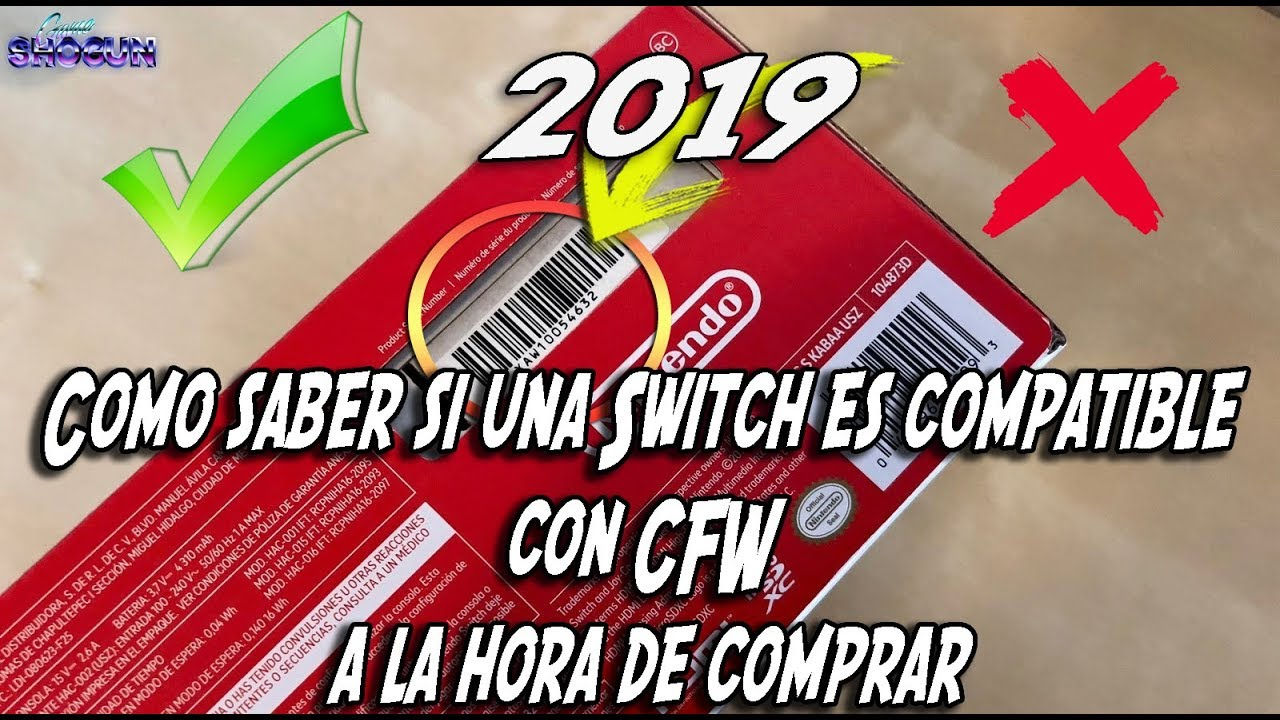 Tuto Switch instalar y utilizar REINX CFW gratuito para