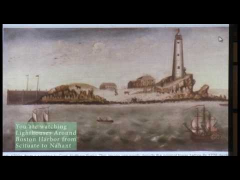 Lighthouses Around Boston, presented by Jeremy D'Entremont