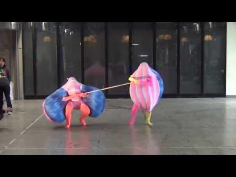 150112實踐大學媒體傳達設計學系 人體舞動總評-拔蘿蔔