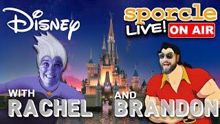 Disney Trivia With Rachel and Brandon!