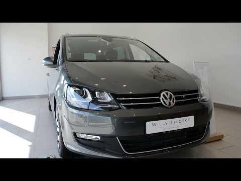 2018 New VW Sharan Exterior and Interior