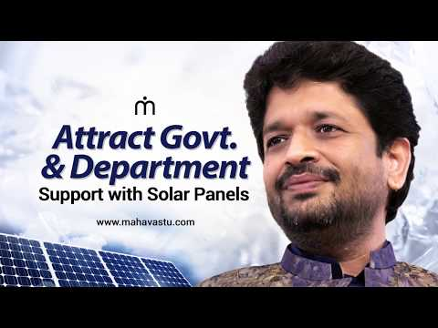 Attract Govt & Department Support with Solar Panels। Dr. Khushdeep Bansal