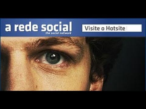 Trailer do filme A Rede Social