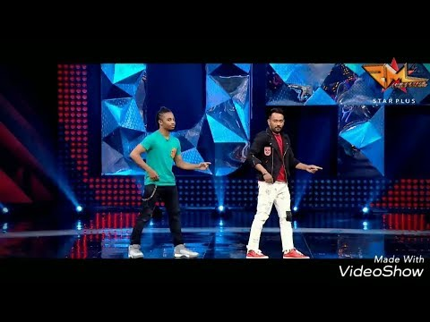 Dharmesh Sir & FIK SHUN BEST Dance Moment in DANCE+3