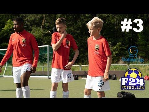 Följer med Brommapojkarna P06:1 till Gothia Cup #3 - Målrekord och hänger på Heden