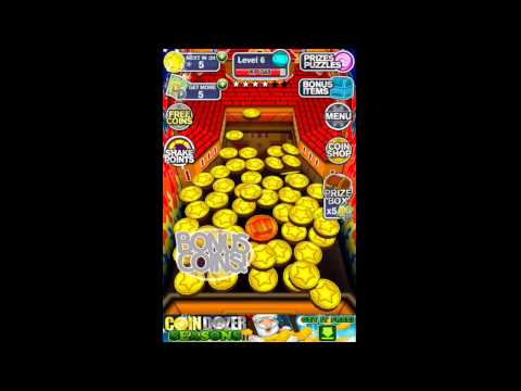 Coin Dozer Gameplay: Tips Prizes Puzzles Strategy - Guide Wiki