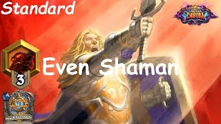 Hearthstone: Even Shaman #10: Boomsday (Projeto Cabum) - Standard Constructed