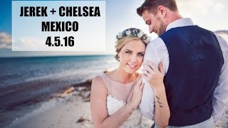 Mexico Destination Wedding | Now Jade Resort | East Willow Grove