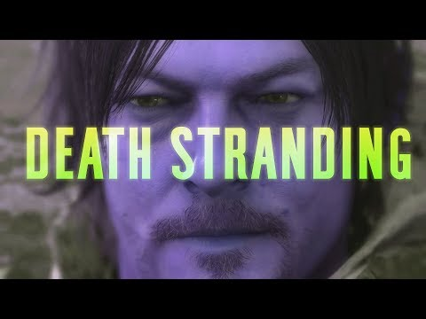 Death Stranding - STORY EXPLAINED // Terminology & World Primer