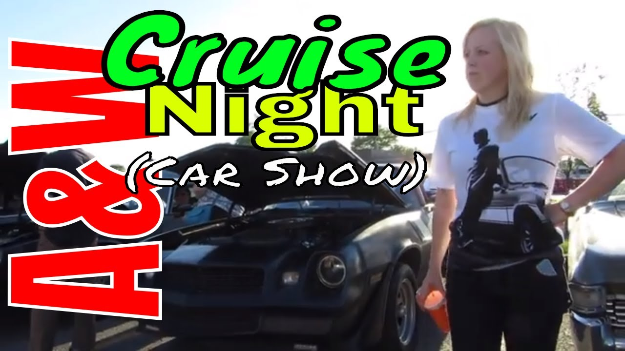 AW Chateauguay Quebeccar Meet June Cruise Night - Car show paso robles 2018
