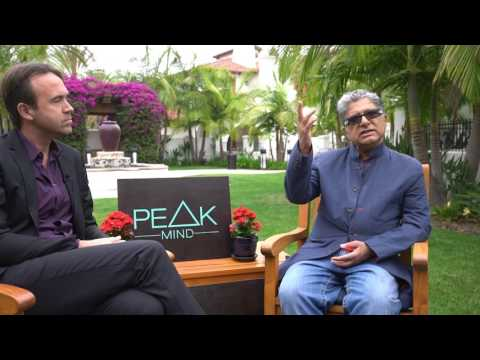 Deepak Chopra Interview