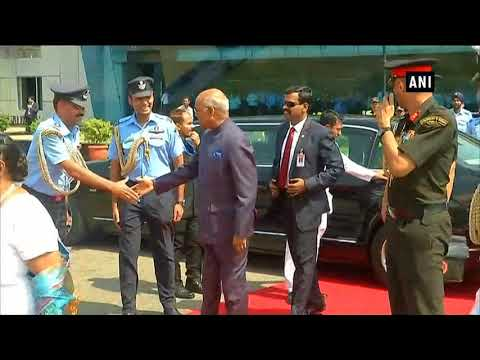 President Ram Nath Kovind embarks on 3 nation tour to Africa