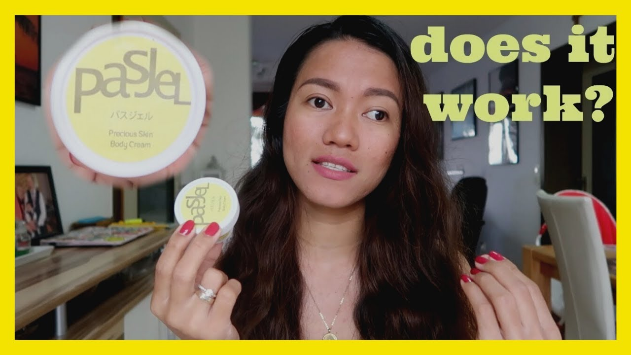 Wish App Pasjel Stretch Marks Cream Review Does It Work Youtube