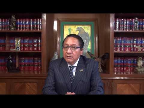 El próximo presidente AMLO y su Procurador General de la República