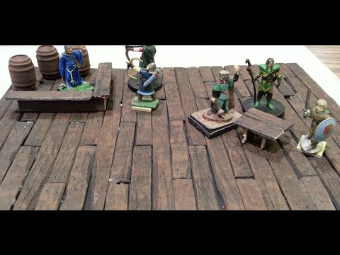 Crafting Medieval Buildings And Floors D Amp D Pathfinder