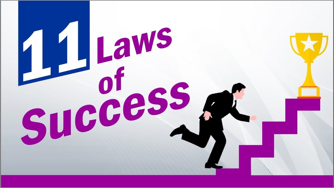 🔥 11 Laws Of Success  🔥 | 😃Must Watch to Get Your Dream Job😃 |