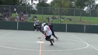What A Short-Handed Goal! (Street Hockey Dangles - Brenden Ham) Ball Hockey Dangles Dekes Tricks