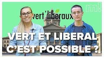 #2 Les VERT'LIBERAUX, paradoxal ou génial ?