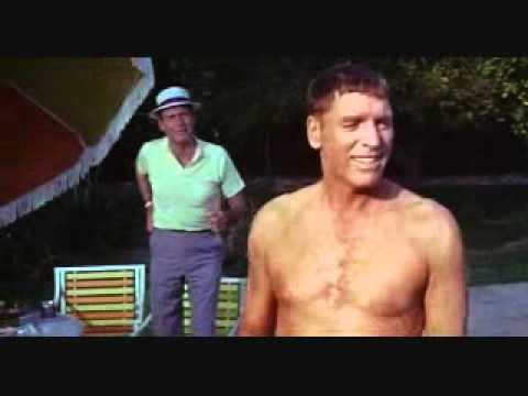 The Swimmer - Burt Lancaster likes pools