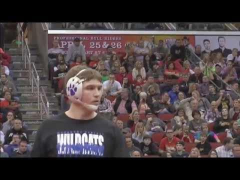Woodbury Central Wrestling 2014 - 2015