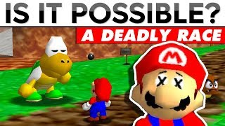 BEATING KOOPA THE QUICK WHILE MARIO IS DEAD | Is It Possible?