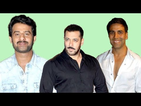 Top 10 Indian star highest paid  film actors