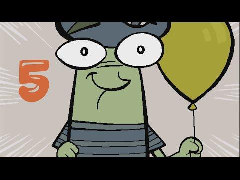 #5   Warum denn das alles?   Walkthrough - Spy Fox 2: Some Assembly Required  