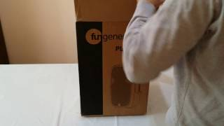 Unboxing Fun Generation PL110A Active Speaker