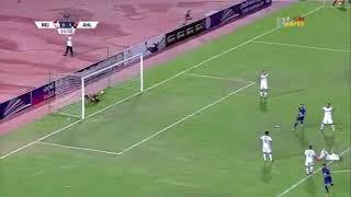 هدف الاهلي الثاني اللاعب مؤمن زكريا هدف رائع ضد فريق النجمة كاس العرب للاندية الابطال