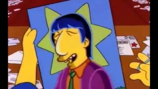 Ringo Starr en Los Simpson - Pinceles con alma - Audio Latino