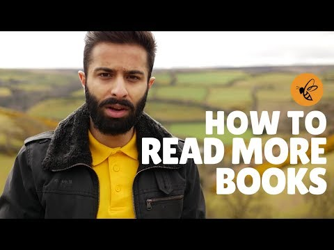 How To Read More Books (Over 25 Every Year)
