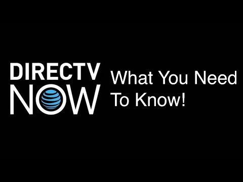 DirecTV Now: 10 Things You Need To Know