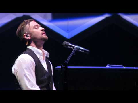 Justin Timberlake - Until The End Of Time - O2 London - 02/04/14