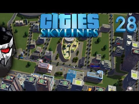 "Cities: Skylines - How to fix  ""Death Waves""!!! - E28 
