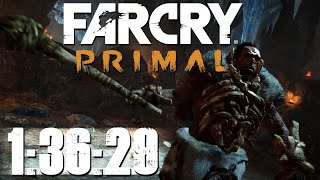 Far Cry Primal Any% in 1:36:29 WORLD RECORD