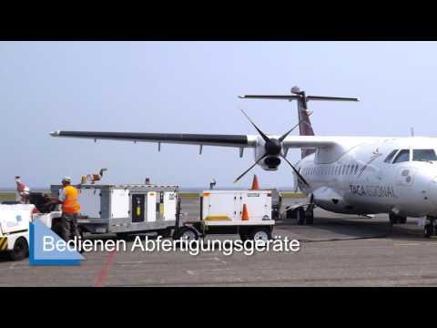 Hilfsmitarbeiter Flughafen Düsseldorf - Stölting Service Group