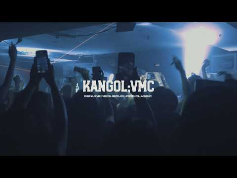 캉골(KANGOL) X VMC 컬래버레이션 무신사 온라인 한정 발매