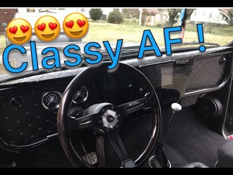 THE C10 DASH IS COMPLETE ! 68 SPECIAL