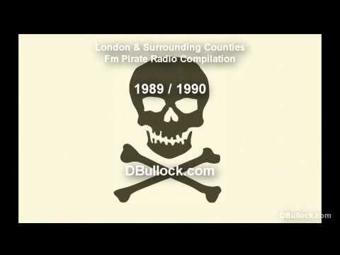 London Pirate Radio Selection 1989